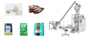 milk powder Packing Machine With Multi Weigher