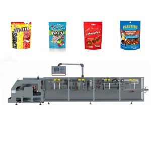 Special Design for Gusset Packaging Machine -