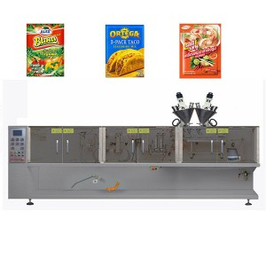 factory low price Automatic Doy Bag Pack -