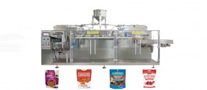 8 Year Exporter Multihead Weigher Packing Machine -