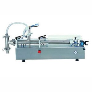 Manufacturer for Peanuts Vertical Bagger Machine -