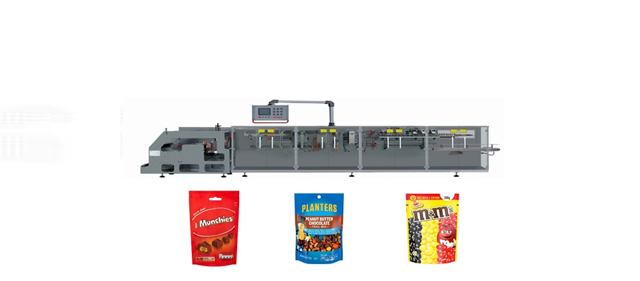 automatic multi heads weighing dried fruit packaging machine Featured Image