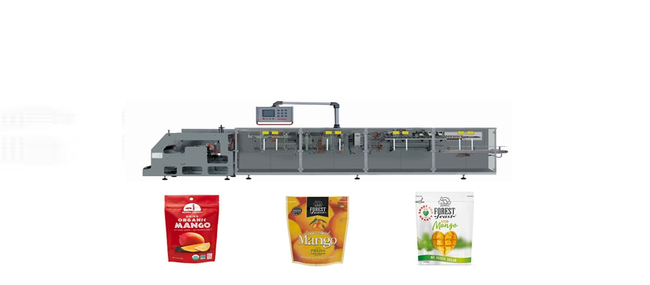 dried mango fruit stand up pouch packaging Featured Image