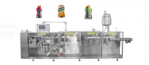 fruit juice Irregular Shaped Sachet Packaging Machine