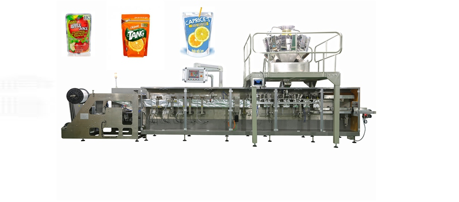 fruit juice drink doypack packing machine Featured Image