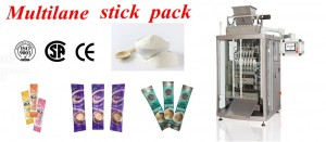 vertical milk powder stick bag packing machine BVS4-480