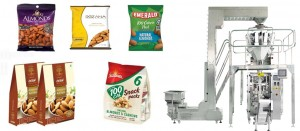 Food Nitrogen Fill Packaging Machine For Sugar