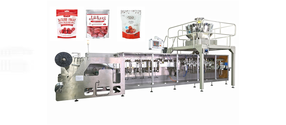 red date jujube snack doypack machine Featured Image