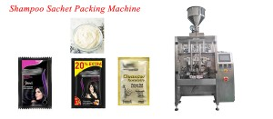 Shampoo Small Sachet Packing Machine