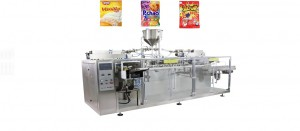 Premade Flat Pouch Packing Machine For Sugar